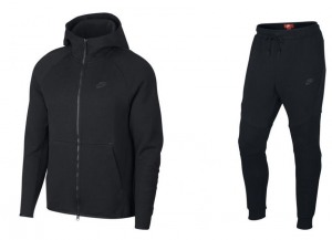 NIKE-FLEECE-ZWART-ZWART