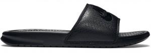 Nike-Slipper-zwart