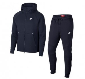 Nike-tech-donker-blauw