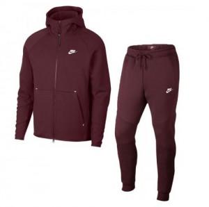 Nike-tech-fleece-bordeaux