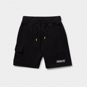 TRAVIS-SHORTS-BLACK
