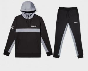 essie-Polyester-Tracksuit-Black-Grey