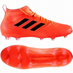 ADIDAS ACE 17.2 PRIMEMESH FG SOLAR ORANGE CORE BLACK € 130