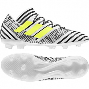 ADIDAS NEMEZIZ 17.2 FG FUTURE WHITE SOLAR YELLOW CORE BLACK € 150