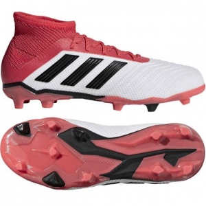 ADIDAS PREDATOR 18.1 FG FUTURE WHITE CORE BLACK REACOR KIDS