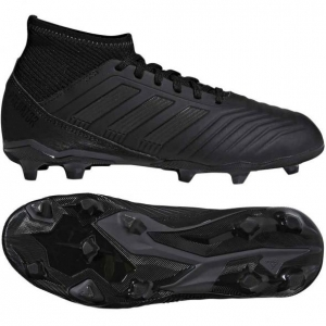 ADIDAS PREDATOR 18.3 FG CORE BLACK CORE BLACK REACOR KIDS