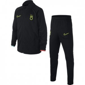 NIKE-CR7-DRY-TRAININGSPAK-KIDS-ZWART-GEEl-€-70