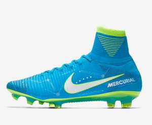 NIKE MERCURIAL SUPERFLY V DYNAMIC FIT NEYMAR FG € 315