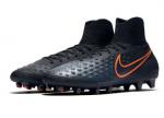 Nike Magista Orden II FG Pro Black Black Gum
