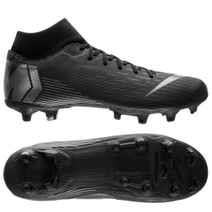 Nike Mercurial Superfly 6 Academy MG Stealth Ops - Zwart € 90