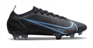 Nike-Mercurial-Vapor-14-Elite-Gras-Voetbalschoenen-FG-Zwart-Donkergrijs