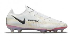 Nike-Phantom-GT-2-Elite-Gras-Voetbalschoenen-FG-Wit-Zwart-Rood-Roze