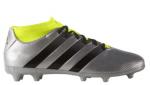 adidas ACE 16.3 FG PRIMEMESH Silver Metallic Core Black