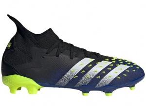 adidas-Predator-Freak.2-Gras-Voetbalschoenen-FG-Zwart-Wit-Geel-E-139.99