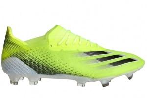 adidas-X-Ghosted.1-Gras-Voetbalschoenen-FG-Geel-Zwart-Blauw-E-220