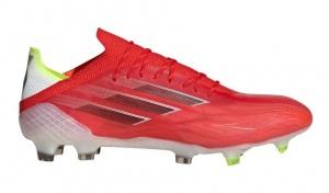 adidas-X-Speedflow.1-Gras-Voetbalschoenen-FG-Rood-Zwart-Rood
